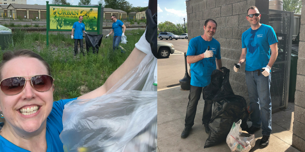 friday krvt clean up, 2018